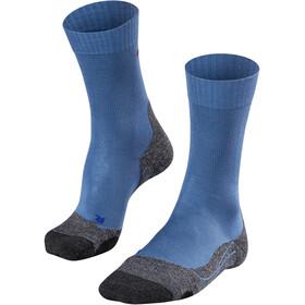 Falke M's TK2 Cool Trekking Socks iron blue